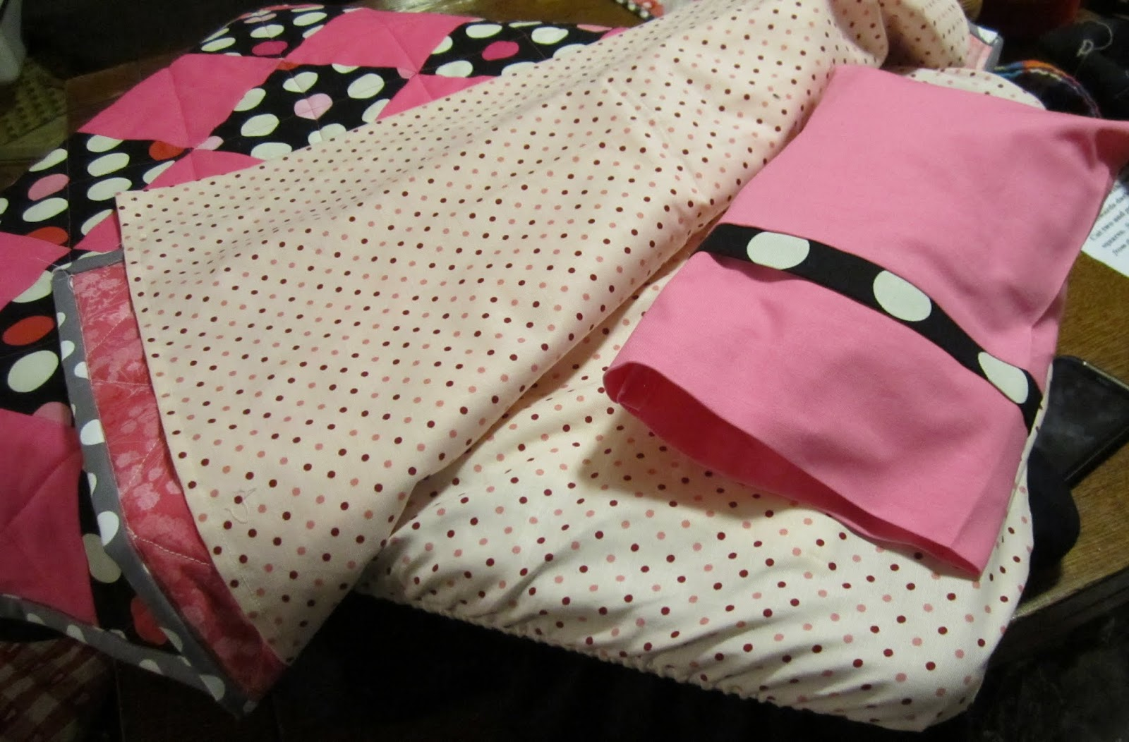 Small Town Quilter Doll Beds Finished