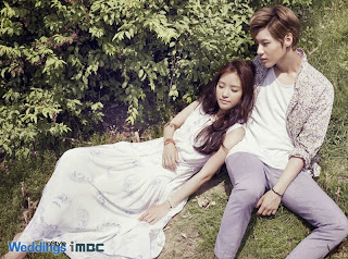 We Got Married: Taemin y Naeun [Episodio 1]