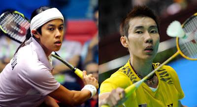 Lee Chong Wei dan Nicol Ann David Raih Gelaran Olahragawan dan Olahragawati Pulau Pinang