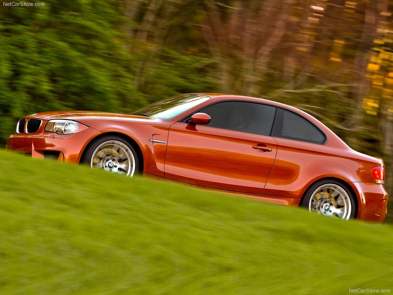 2008 BMW 1 Series M Coupe US Version - Car Pictures