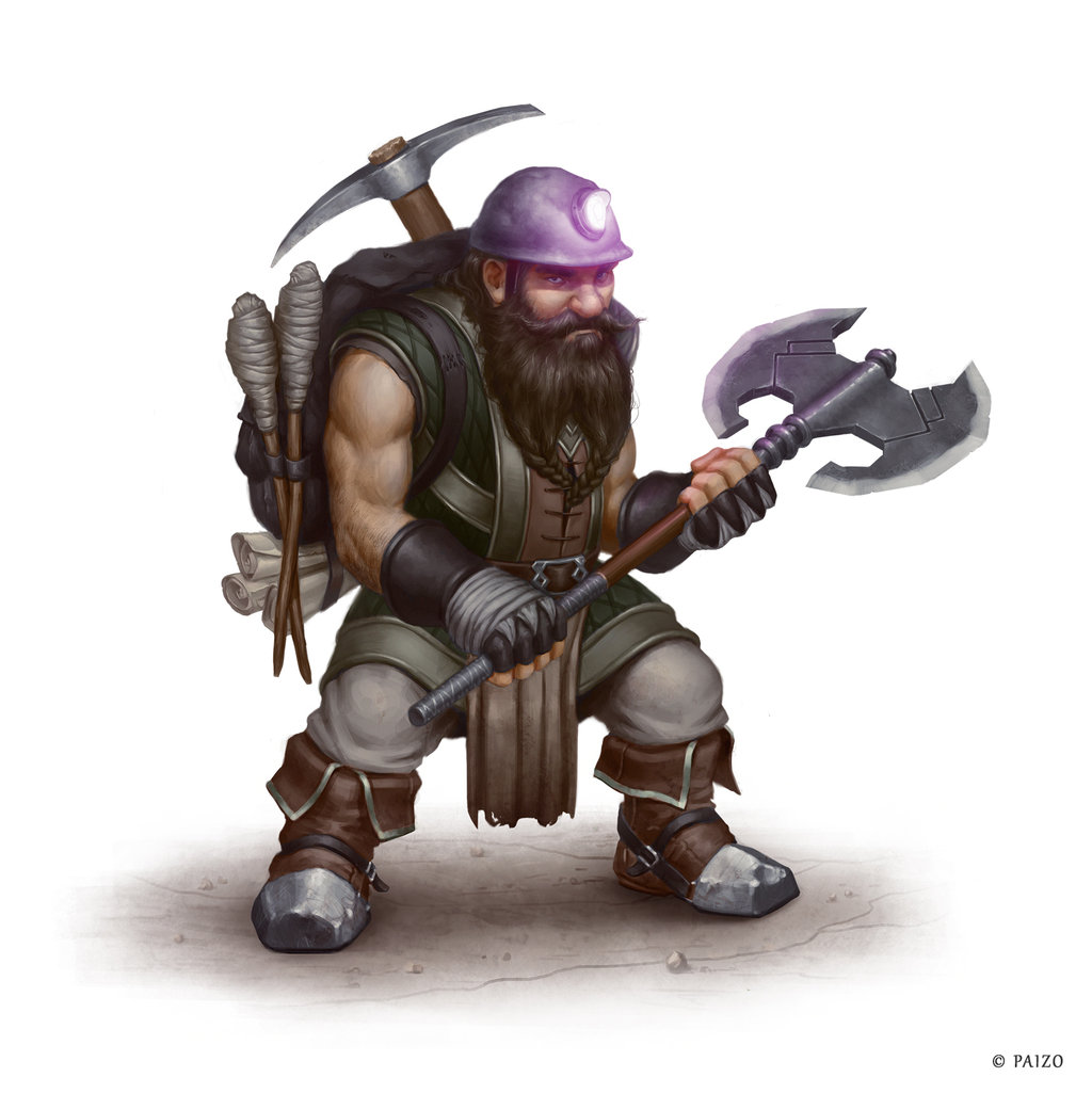 Crypt Of Rabies - D-oom Products: [LL] Dwarves of Longland