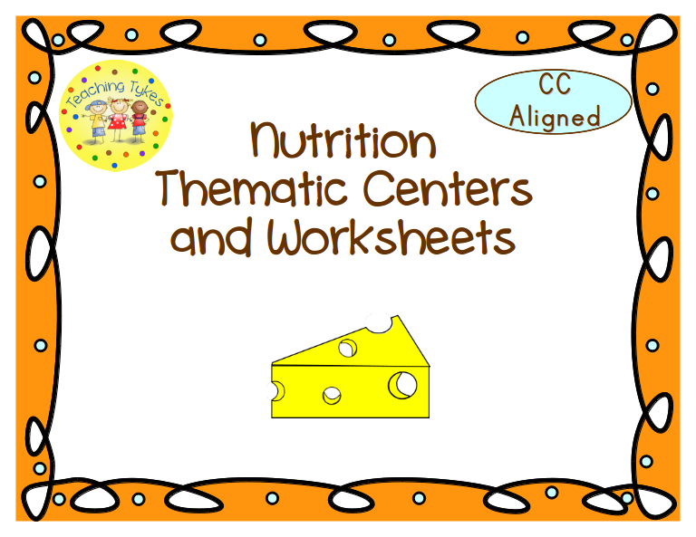 http://www.teacherspayteachers.com/Product/Nutrition-Thematic-Centers-and-Worksheets-Common-Core-Aligned-765538