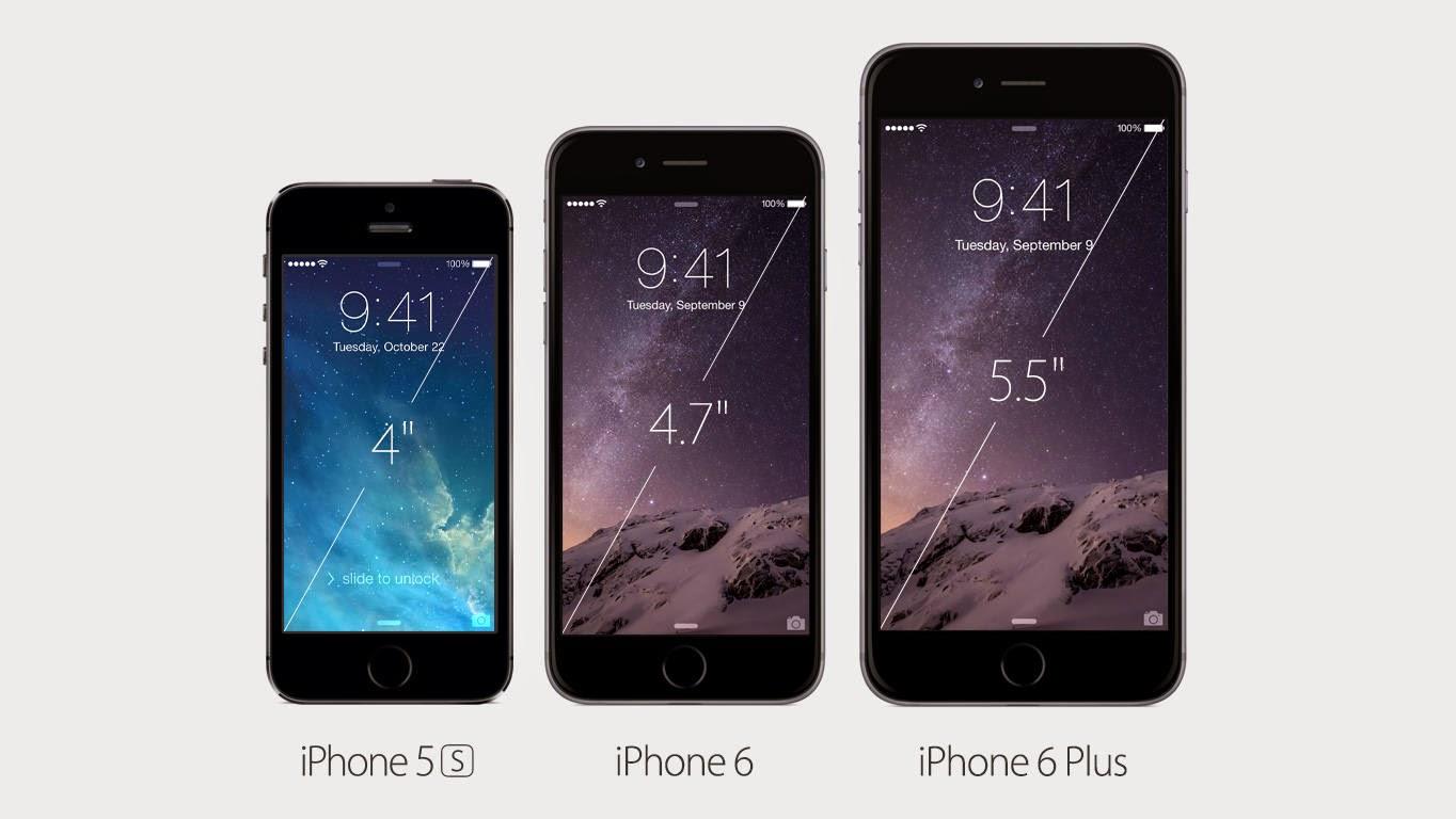 iPhone 6 dan iPhone 6 Plus Sukses Mendongkrak Kinerja Apple