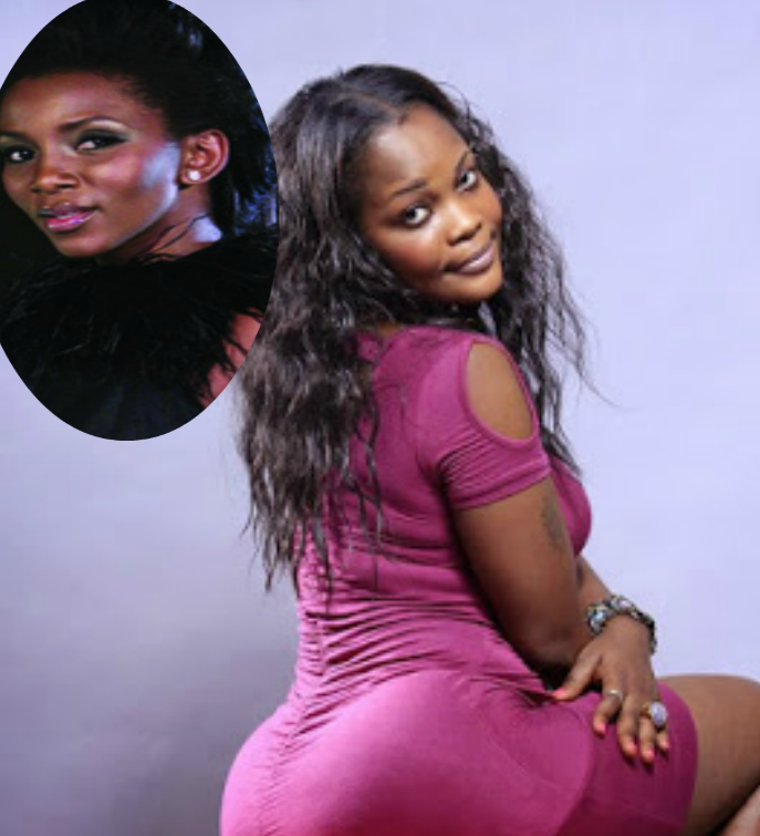 "Singer Ella Martins: ""Genevieve Nnaji and I Are Not Lovers, We Only Kissed As Friends"""