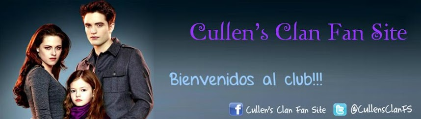 Cullen's Clan Fan Site
