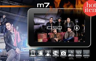 Maxtron Tab M7 Harga Dan Spesifikasi, Tablet Lokal Super Murah