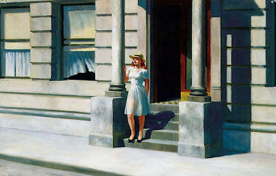 Summertime - Edward Hopper