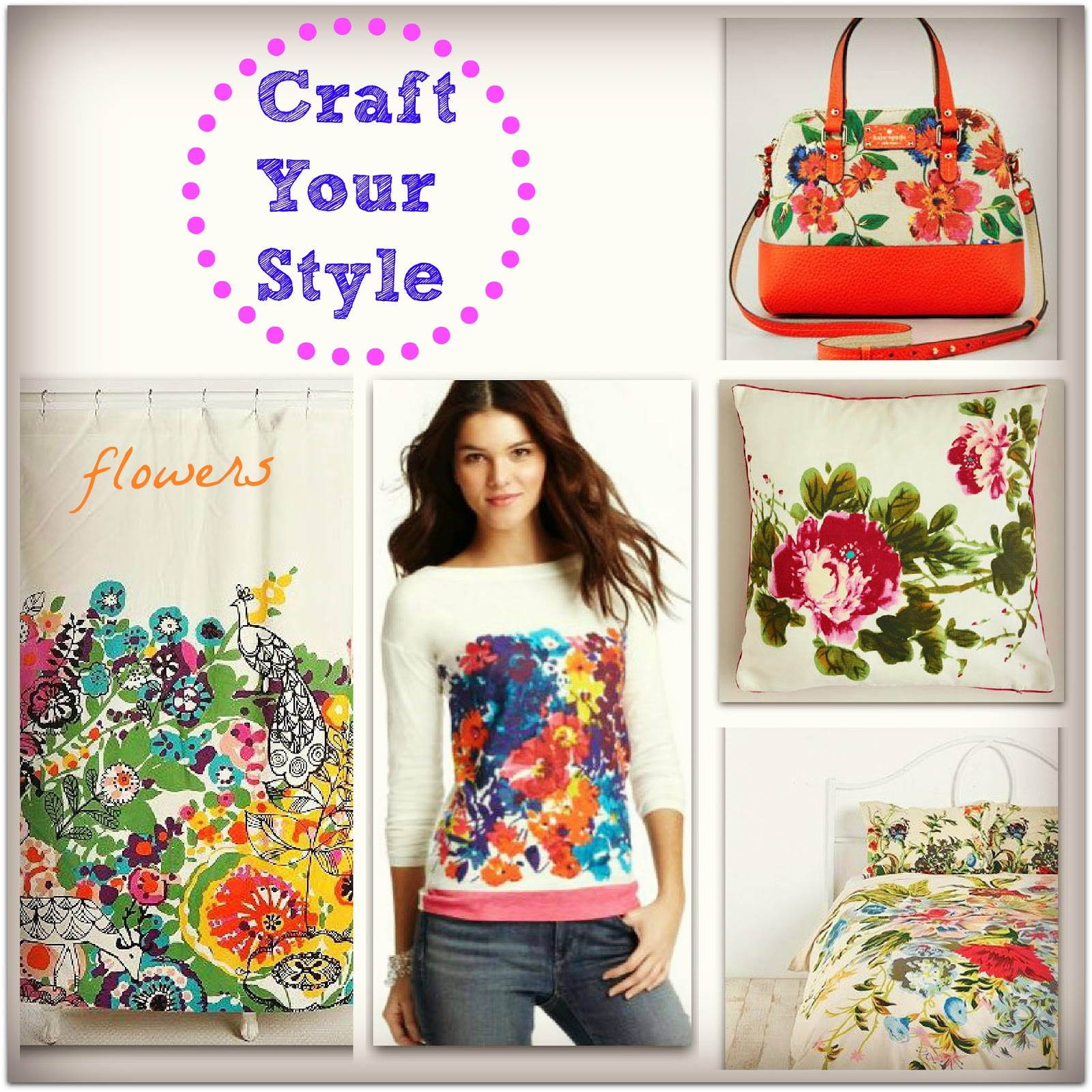 Craft Your Craft Craft Your Style Crazy About Flowers