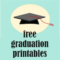 Free printable happy summer gift tags end of school year links as well as our round up of free printable graduation congratulations negle Gallery