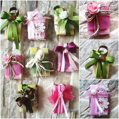 wedding favours, favour soap, diva soap