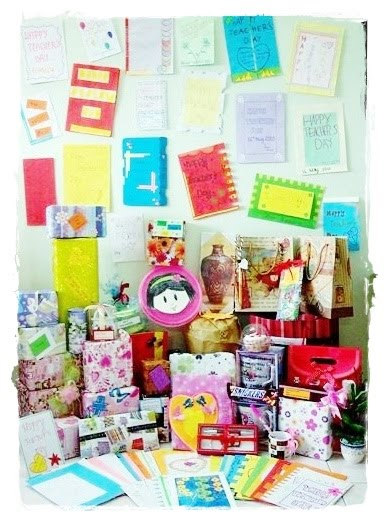 erika teacher's day presents