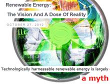 ο μυθος της μεταβασης σε ενεργεια απο ΑΠΕ