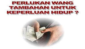 Peluang MUDAH Menjana Side Income