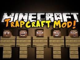 TrapCraft Minecraft Tuzak Kurma Modu Yeni Versiyon indir