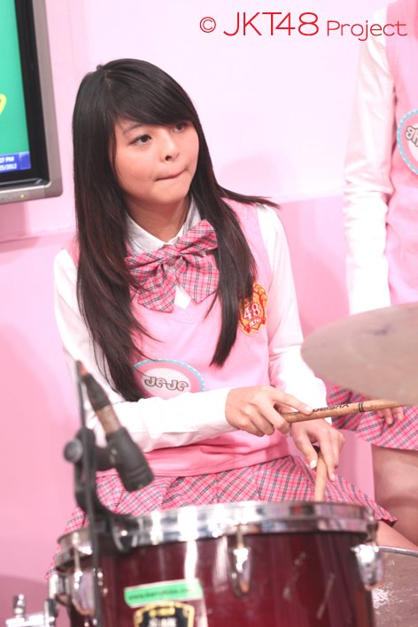 Jeje JKT48 Main drum