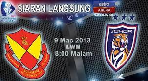 VIDEO Gol Dan Highlight Perlawanan Selangor Vs Johor DT FC 9 Mac 2013