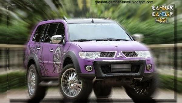 gambar mobil pajero sport modifikasi foto mobil sport di modifikasi