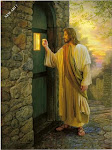 The Lord is calling at your door.