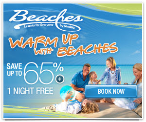 Warm Up With Beaches