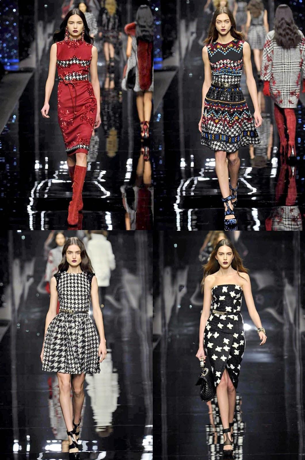 Eniwhere Fashion - Milano Fashion Week - Ermanno Scervino - Fall Winter 2015-2016