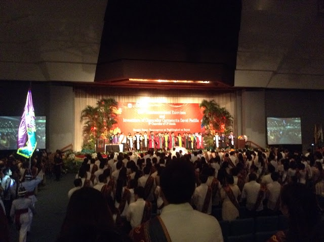 UP MANILA 106th Commencement Exercises and Investiture of Chancellor Carmencita Padilla