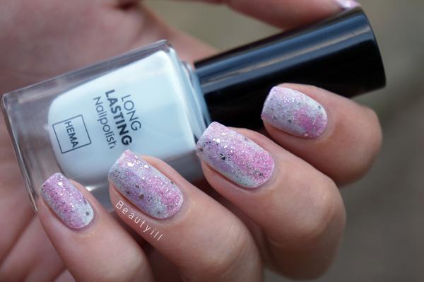 Diy Nail Art Galaxy Nails Summer Edition Beautyill