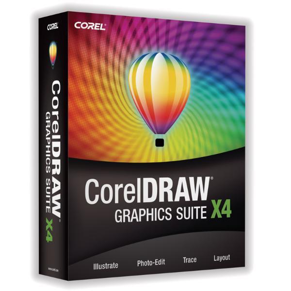 Features of CorelDRAW X4
