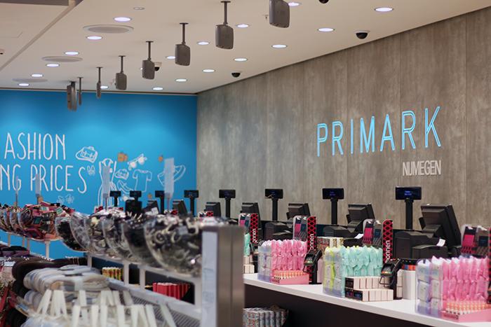 Primark pers opening Nijmegen Nederland Fashion Modeblogger PR