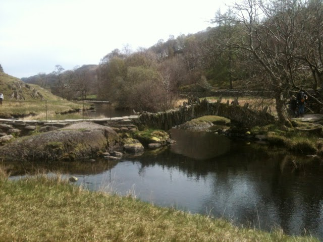 Slaters Bridge, Little Langdale