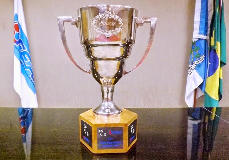 BOTAFOGO, campeão Taça Guanabara