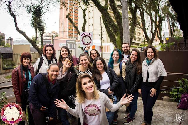 Tour Curitidoce em Curitiba
