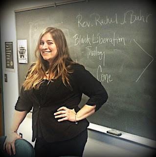 Reverend Rachel Johannan Bahr