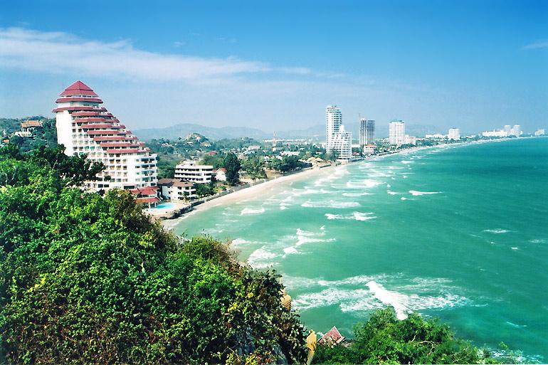 vita kistbord ~ hua hin, thailand – travel guide  tourist destinations
