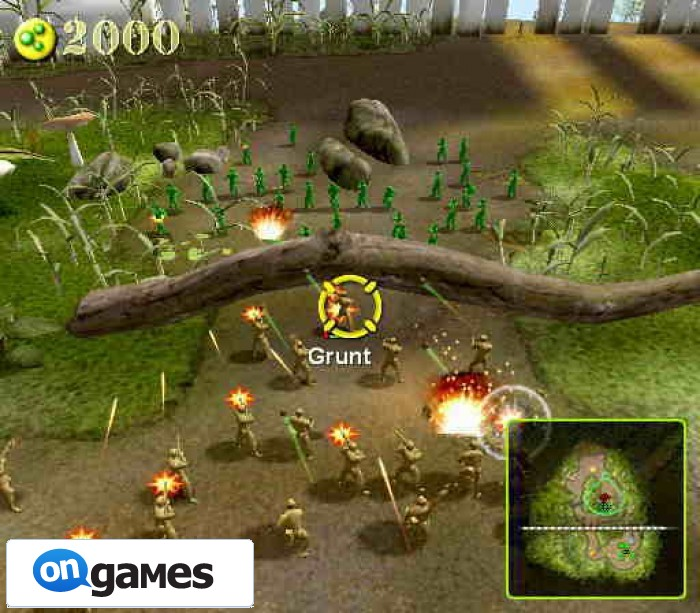 Download Army Men Rts