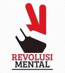 Revolusi mental diri sendiri, Opini Indonesia