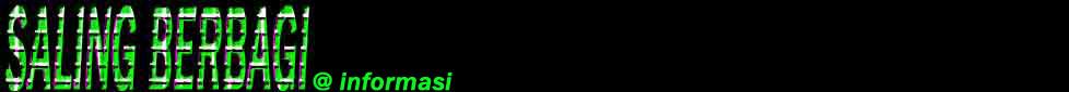 SALING BERBAGI