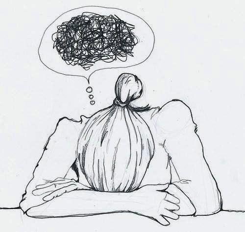 ThatRedheadSaid: Anxiety Brain