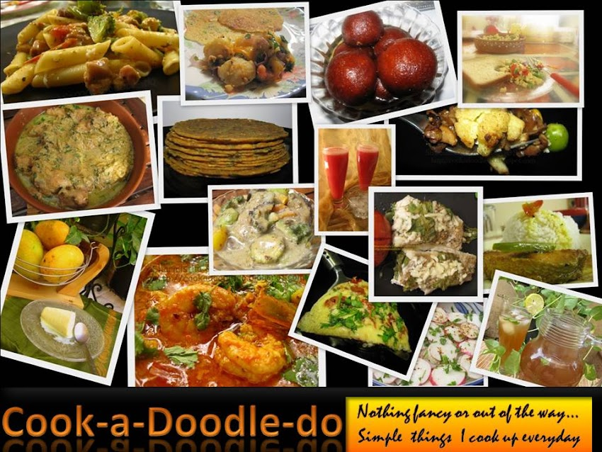 COOK-A-DOODLE-DO