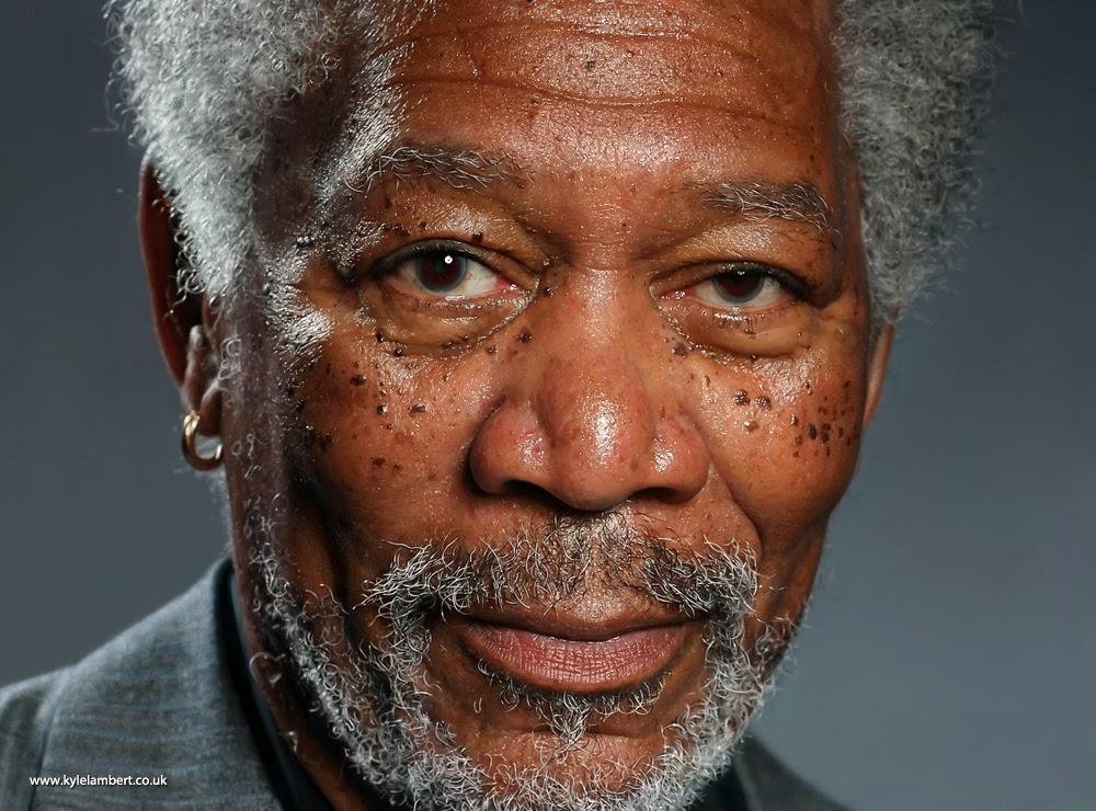01-Morgan-Freeman-Visual-Artist-Kyle-Lambert-iPad-Hyper-realistic-Portraits-www-designstack-co