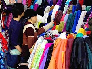 Grosir baju import tanah abang