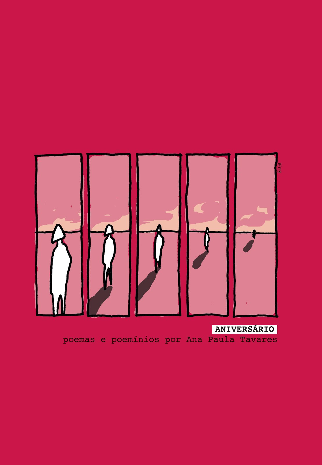E-book - Aniversário: poemas e poemínios por Ana Paula Tavares