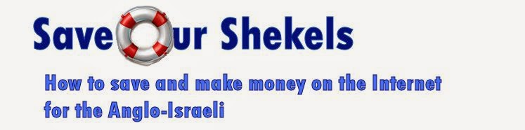 Save Our Shekels!