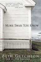 Cover of More Than You Know by Beth Gutcheon