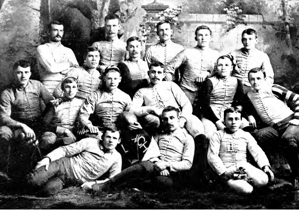 1887: Lehigh's First-Ever Win