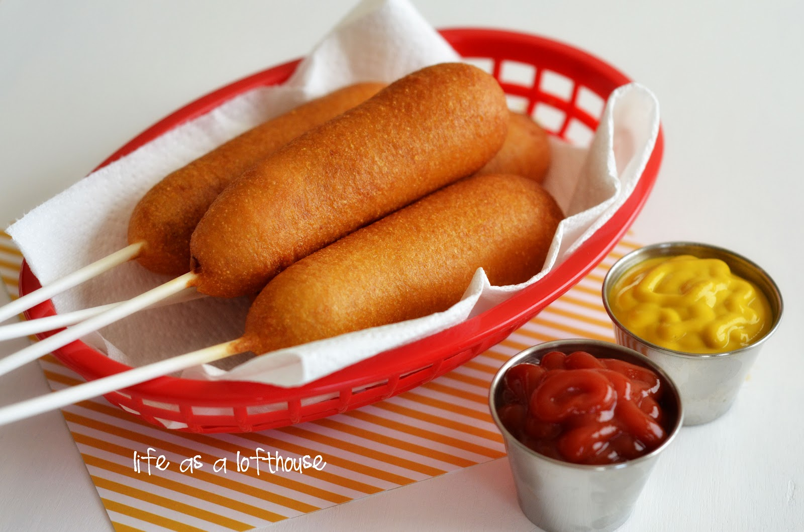 ... sausage corn dogs easy homemade doughnuts easy homemade corn dogs