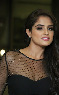 Actress Model Asmita Sood Picture Gallery in Short Dress at Pink Affair Fashion Show  3