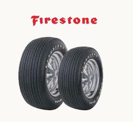 Firestone Hot Rod Tyres
