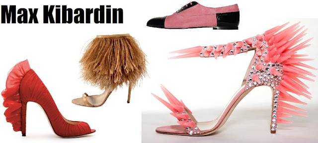 max kibardin, shoes, shoe designer