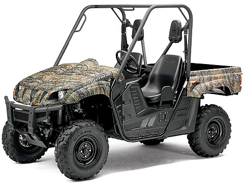 2013 Rhino 700 FI Auto 4x4 Yamaha pictures. 480x360 pixels
