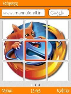 Oupeng Browser Handler And Firefox Skin Free Mobile